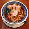 多摩利屋 - 料理写真:らーめん(しょうゆ)550円(大盛り+100円)
