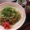 だるまや - 料理写真:ソース焼きそば 650円 (2016.7.21)