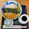 手打蕎麦いちむら - 料理写真:めかぶぶっかけ・十割蕎麦・大盛り(2016年7月)