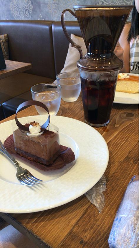 ケーキ パスタ&バール いすずカフェ