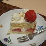 欧風菓子 クドウ - 料理写真: