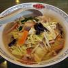 すぱいす - 料理写真:ちゃんぽん(特製ではない)