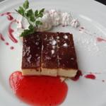 芭蕉 - 料理写真:チーズケーキ(数量限定)