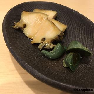 鮨 つか田 - 料理写真:鮑