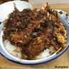 天ぷら 中山 - 料理写真:天丼(通称 黒天丼)