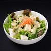 豆腐とアボガドのヘルシー胡麻サラダ