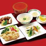 551蓬莱 - 福 定食(#^.^#)