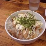 ゆうすけ - 鶏マヨ丼