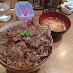 炭焼き豚丼 和とん -