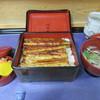 うなぎ はせ川 - 料理写真:「鰻重 特」一式(2016/7)