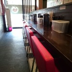 麺屋 彩々 - 店内