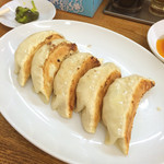 中華トントン - びっくり餃子