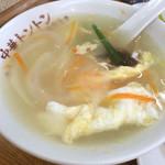 中華トントン - 玉子スープ