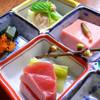 天ぷら割烹 うさぎ - 料理写真:季節の前菜盛り合わせ