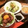 梵 - 料理写真:ローストビーフ丼