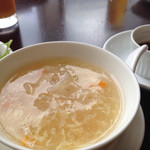 過門香 點 - スープ