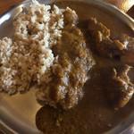 レストラン ディディ - チキンカレー(玄米)