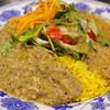 ネグラ(妄想インドカレー) - 料理写真:ズッキーニとしらすのカレー