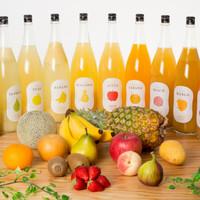 ◆日本最大級の品揃え!ここは果実酒のワンダーランド◆ごろっと果実を楽しんで!