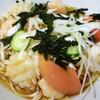 歓迎 - 料理写真:海鮮冷やし中華