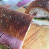 あん - 料理写真:ハムとチーズ