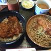 ゆう生庵 - 料理写真:ゆう生庵おろしセット880円(2016.07)