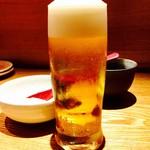 53951230 - H27.7 やっぱり生ビール飲むでしょ♪