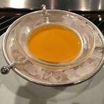 53954587 - かぼちゃのスープ