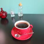 Alpha Betti Cafe - ドリンク写真:エアロプレスコーヒー