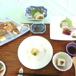 シーサイドホテル屋久島 - 2日目の夕食。