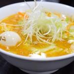 Keyaki - 煮玉子ラーメン