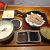 豚ステーキ専門店 かっちゃん - 料理写真:豚ステーキセット