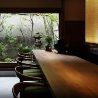 祇園NITI - 1階カウンター席