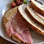 エスプリ・ド・ビゴ - 天然酵母田舎パンのサンドイッチ