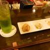 デニーロ - 料理写真:お通し&Toyohashiモヒート