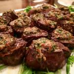 アンティカ トラットリア ドゥエ ヴェッキ - ブラックアンガス牛のローストブルギニョンバター風味