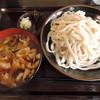 どん太 - 料理写真:肉汁うどん・小盛