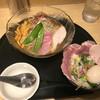 たけもと - 料理写真:限定 のどぐろ冷やしそば! ★★★★★ チャーシュートッピング! ★★★★★