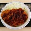 かつや - 料理写真:ソースカツ丼・梅(490円+税)