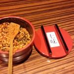 七福 弁天庵 - 香りの良い(気がする)七味