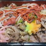 八千代 - 近江牛 牛丼重 1250円