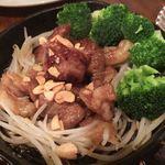 餃子家 龍 - (H28.5)黒毛和牛サイコロステーキ