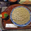 如月 - 料理写真:ざるそば大盛。1200円