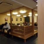 ゑびや大食堂 - 店内