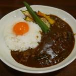 近江屋清右衛門 - 料理写真:キーマカレー(1200円)