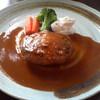 グローバル テイスト - 料理写真:ハンバーグランチbyキキリリ