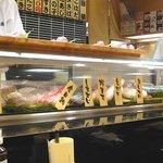 沼津 魚がし鮨 - カウンター