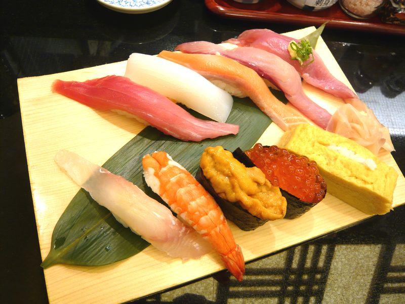 沼津 魚がし鮨 キュービックプラザ新横浜店