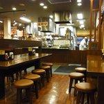 丸亀製麺 - 丸亀製麺 熊本店 店内風景
