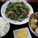 中華 きりん - 日替わり定食 800円